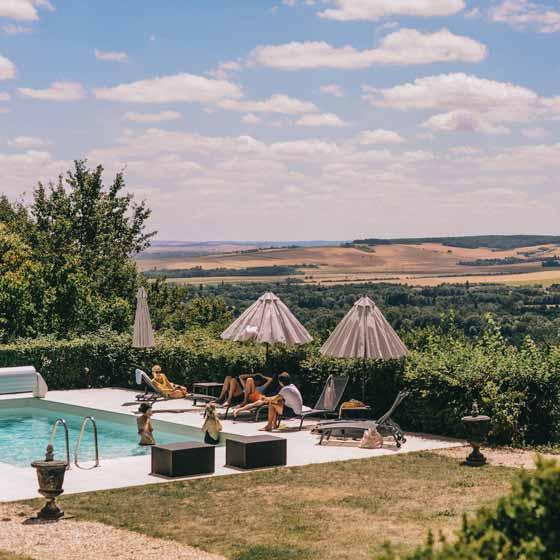 Burgundy-Landscape