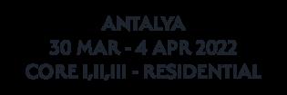 ANTALYA 30 MAR 2022