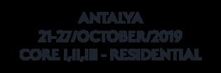 Antalya 2019