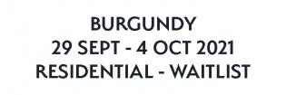 Burgundy Sept 21 Waitlist