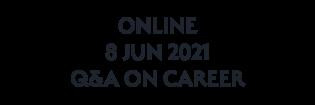CAREER QA 8 JUN 2021