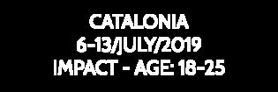 Catalonia July 2019