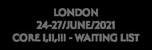 Core London June WL