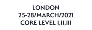 Core London March 25-28