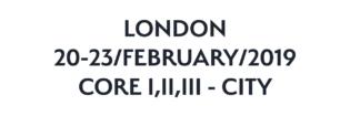 LONDON FEB 2020
