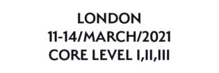 London 11-14 March 2021